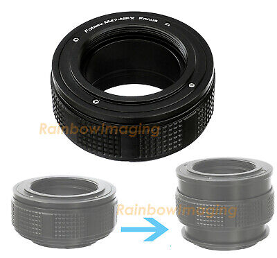 M42 Lens to Sony NEX a6300 a6000 a5100 a5000 a7 Adapter/ Macro Focusing Helicoid