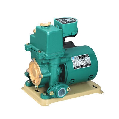 220V Cast Iron Self Priming Water Pressure Booster Stainless Pump