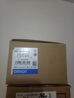 Omron AC Servo Motor R88M-G40030H-S2-Z NEW* ship by DHL or EMS