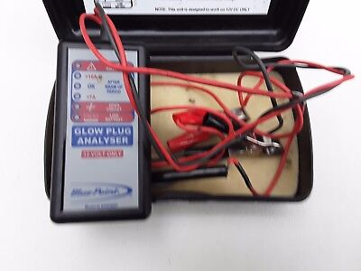 BLUEPOINT glow plug analyser made by SNAP-ON