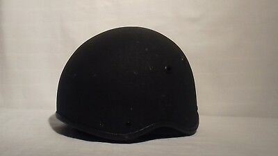 Children's Black Charles&Owen Riding Hat -Young Riders-child size 0, 6 1/2 53cm