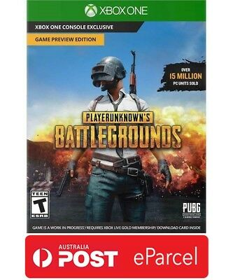 PlayerUnknown's Battlegrounds Xbox One Game - Digital Code Only (OUT NOW)
