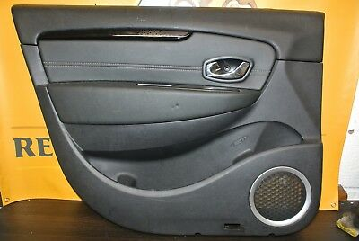 Renault grand scenic mk3 2009 2016 drivers side rear for 106 door cards