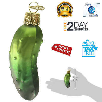 Christmas Ornament Sweet Pickle 28074 Holiday Xmas Tree Home Decorative