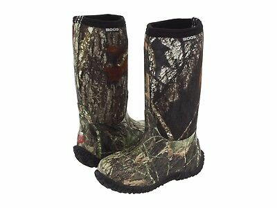 Bogs Classic High Insulated Boot, Camo, Kids, Winter