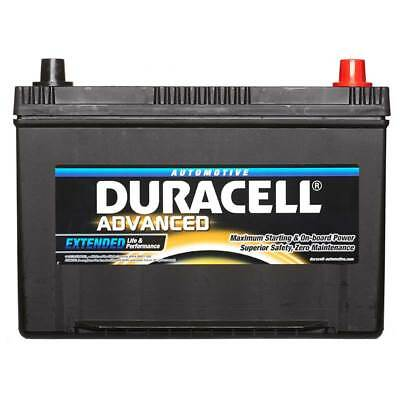 Type 019 Car Battery 800CCA OEM Replacement Duracell Advanced 12V 95Ah Sealed