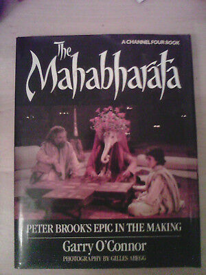 Garry O'Connor: The Mahabharata. Peter Brook's Epic in the Making (1989) RAR!