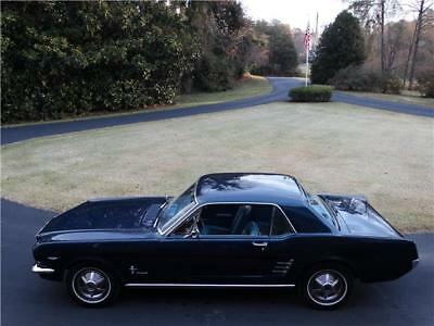 1966 Ford MUSTANG -- 1966 FORD MUSTANG.....V8 ENGINE.....AUTOMATIC TRANSMISSION