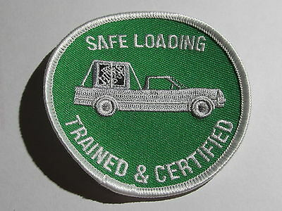 home depot collectibles safe loading patch