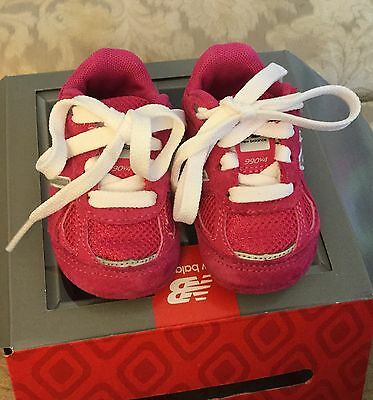 PREOWNED New Balance Infant 990 Sneakers KJ990 SIZE 1 (Newborn - 3 Months)