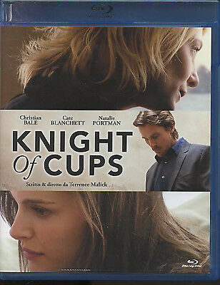 Knight of cups BLU-RAY Terence Mallick