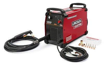 Lincoln Electric Tomahawk 1500 Plasma Cutter with 25 Foot Hand Torch K3477-1