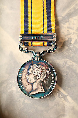 British Army Royal Navy South Africa Service Medal Zulu Wars 1877 Rorkes Drift