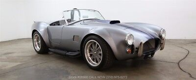 1965 Shelby Cobra Tribute by Factory Five
