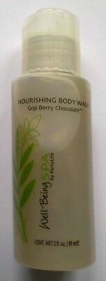 Partylite Spa Goji Berry Chocolate Gel Douche Hydratant 59 Ml Neuf