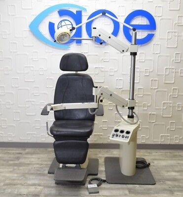 Topcon  Chair OC-2200 & Stand CS-IV Ophthalmic