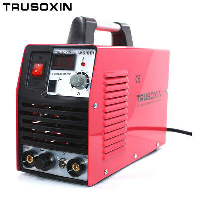 Mini 220V portable inverter DC IGBT TIG+MMA 2 in 1 DIY welding machine/welding