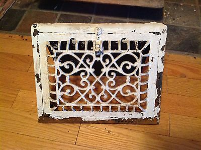 """VINTAGE ORNATE REGISTER WALL GRATES UP TO 7 AVAILABLE 9x12"""" ISD"""
