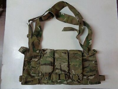 NEW Eagle Industries M4/6 Chest Rig Bandoleer Multicam D-CR-M4/6-PB-MS-5CCA