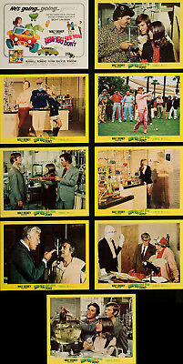 Now You See Him, Now You Don't 1972 11x14 Orig Lobby Card FFF-05360