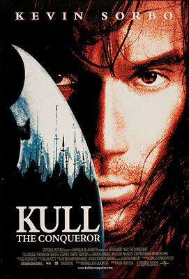 Kull The Conqueror 1997 27x40 Orig Movie Poster FFF-05192 Never Folded Very Fine