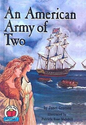An American Army of Two (On My Own History (Prebound))-ExLibrary