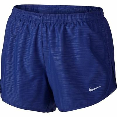 NWT Nike Womens Dri-Fit Modern Dry Embossed Running Shorts Sz XS S 895116