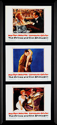 The Prince and the Showgirl 1957 11x14 Orig Lobby Card Near Mint, Very Fine