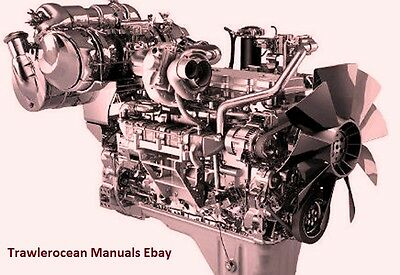 19 KOMATSU ENGINE MANUALS Please see listing for Models, PDF FILES ON CD