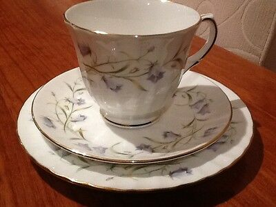 Vintage Shabby Chic Country French Provincial Duchess Harebell Trio High Tea ENG