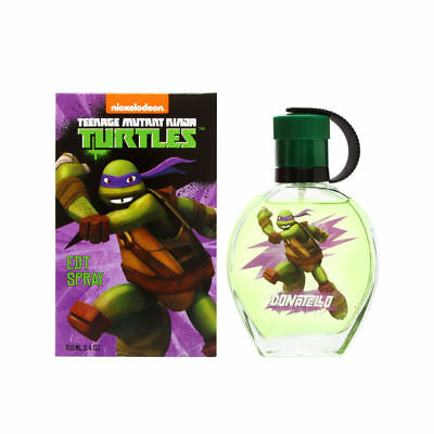 Teenage Mutant Ninja Turtles Donatello by Marmol Son for Kids 3.4 oz EDT Spray