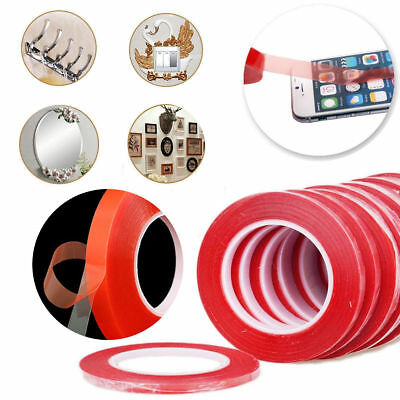 3M Double Sided Adhesive Tape 2mm,3mm,5mm,8mm,10mm Cell Phone Repair 25M(L)