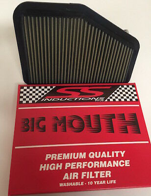 Big Mouth® panel filter suitable for Holden Commodores VE, VF, WM Statesman