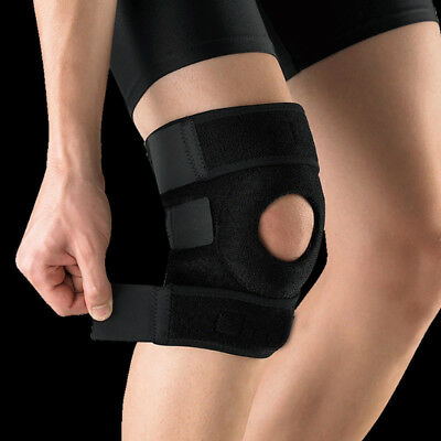 Knee Brace Support Neoprene Patella stabilising Belt Adjustable Strap UK Seller