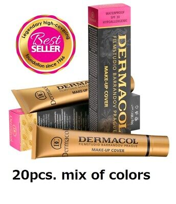 DERMACOL MAKE-UP COVER FILMSTUDIO, High covering make-up - Hypoallergenic