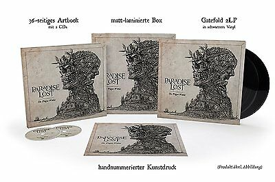 PARADISE LOST - The Plague Within ( LTD DELUXE BOX SET) NEU&OVP!!! 2015
