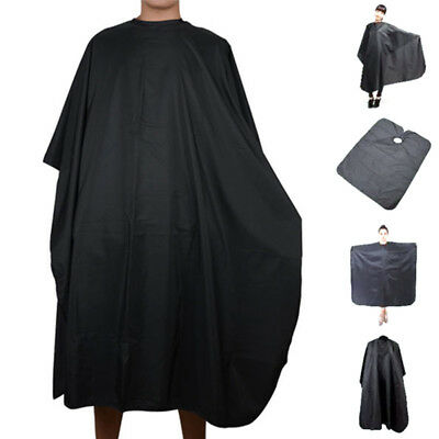 Adjustable Salon Hair Hairdressing Hairdresser Cutting Gown Barber Cape Cloth
