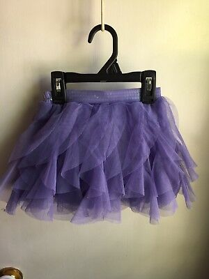 Purple Skirt With Built In Pants Ballerina Fairy  Size 24 Months ~1989 Place