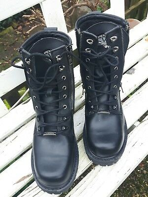 Victory Motorcyles Boots Schuhe Gr.44