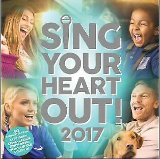 Various Artists - Sing Your Heart Out 2017 (CD ALBUM)