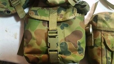 Australian Army DPCU Waterbottle 2Ltr Camelbak DPDU SAS collapsible Bladder