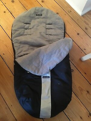Maclaren footmuff only used once!