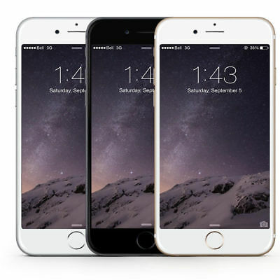 Apple iPhone 6S 16GB - GSM Unlocked -- Gray, Silver, Rose Gold, Gold - 4G LTE