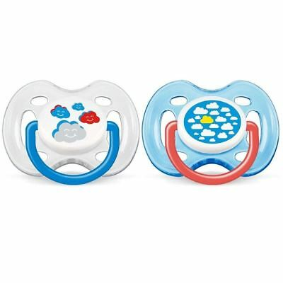 Philips Avent Freeflow 0-6m Soother  1 2 3 6 12 Packs