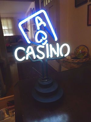 CASINO display light
