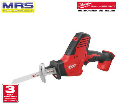 Milwaukee M18 Compact Hackzall - C18Hz-0  -Naked - Reciprocating Saw  4933416785