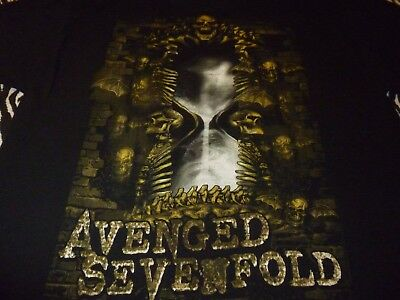 Avenged Sevenfold Tour Shirt ( Used Size XL ) Very Good Condition!!!
