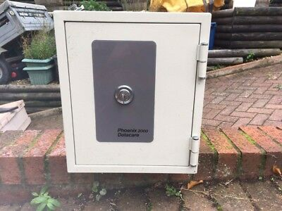 Key operated Security Safe Phoenix 2000 Datacare Used but VGC