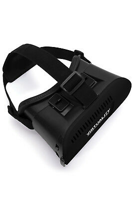 NEW IS Gifts Gifts Virtuality- Virtual Reality Glasses Size OneSize Black