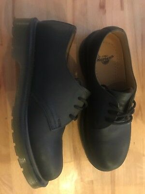 Dr. Martens 1461 Black Women's Shoes (Used)
